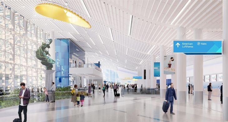 Charlotte Douglas airport breaks ground on te..