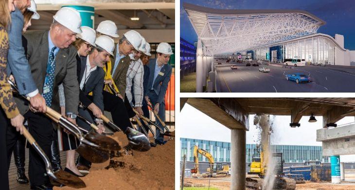 Charlotte Douglas airport terminal expansion2