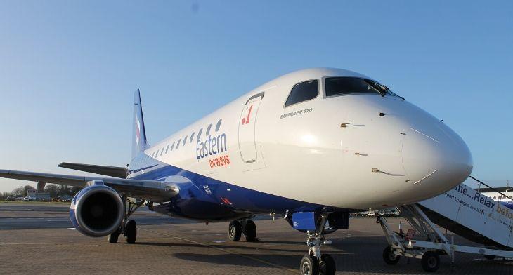 Eastern Airways expands fleet in bid to devel..