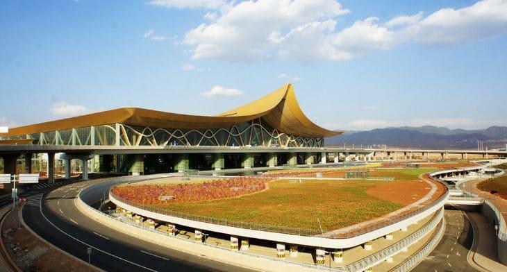 Siemens teams up with Kunming Changshui International Airport