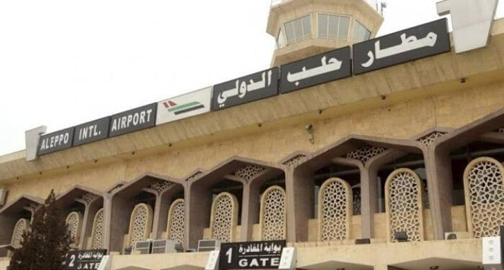 Syria's Aleppo airport reopens to civilian ..