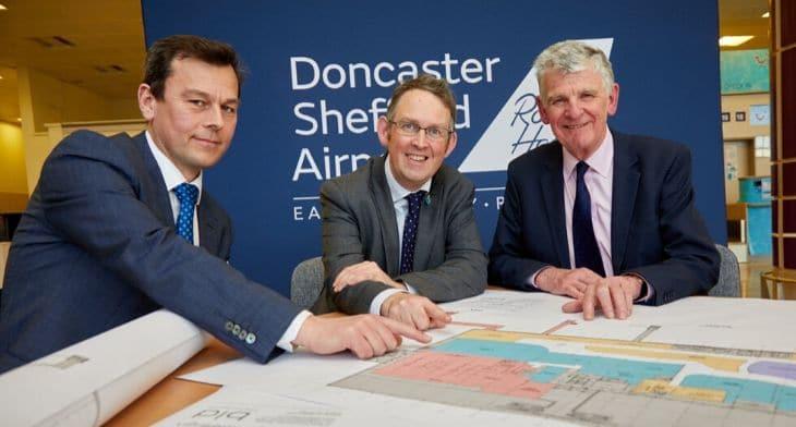Doncaster Sheffield Airport redevelopment plan