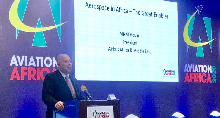 Aviation Africa 2020: Airbus reiterates commi..