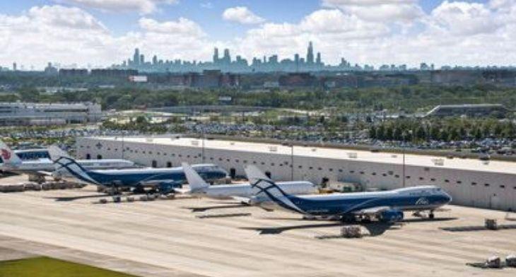 $150m raised for airport logistics fund