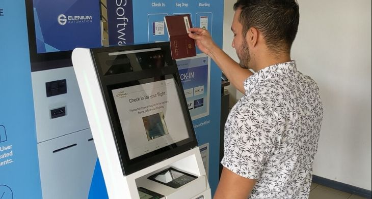 Etihad Airport Technology