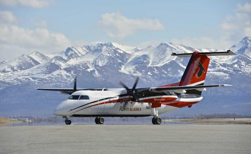 Alaska's regional airline on the brink of c..