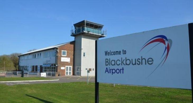 Blackbushe Airport