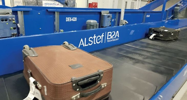 Alstef strengthens partnership with Sheremetyevo Airport