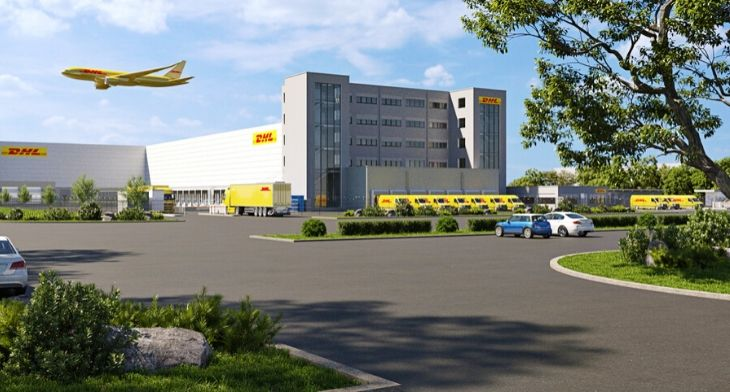 Munich Airport strengthens ties with DHL Express