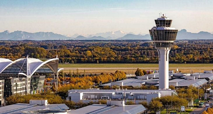 Climate neutrality on the horizon for Munich Airport