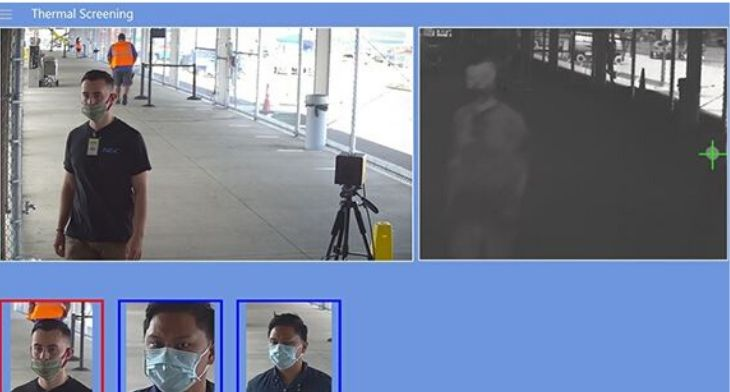 Hawaii airports partner with NEC Corp to tackle COVID-19