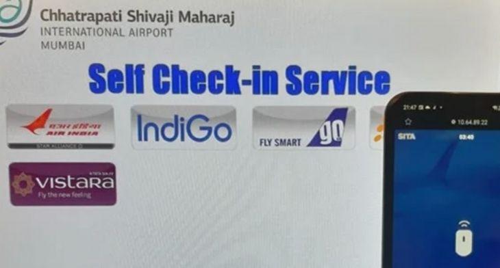 Mumbai Airport introduces mobile-enabled kiosks
