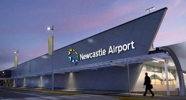 Staff at Newcastle Airport in Australia face uncertain future