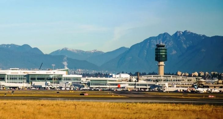 Vancouver Airport project cancelled amid unprecedented decline in air travel
