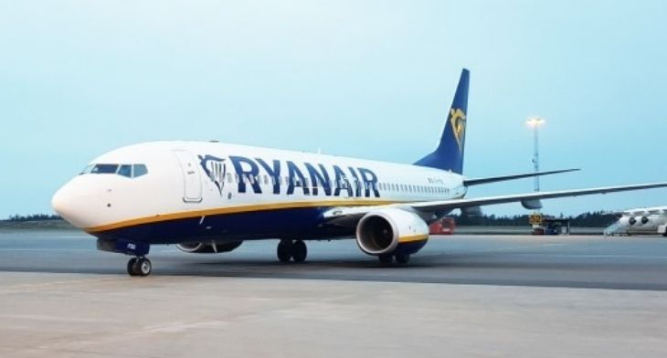 Ryanair expands route network from Göteborg Landvetter
