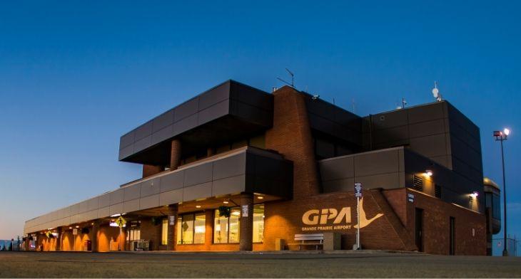 Grande Prairie Airport Canada
