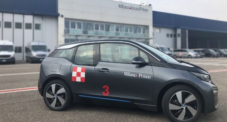 Milano Prime strengthens BMW partnership with introduction of green vehicles