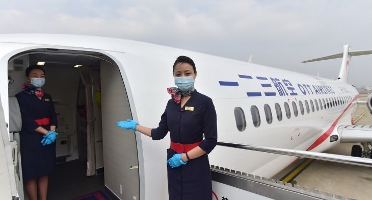 Shanghai welcomes new link with Beijing
