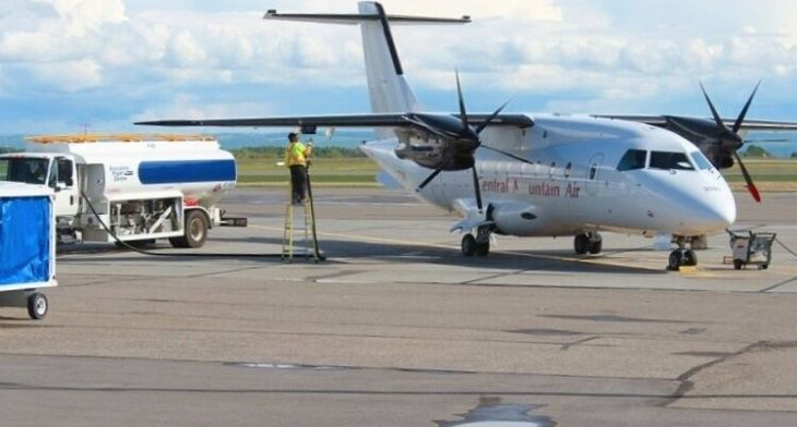 Central Mountain Air suspends key regional routes in Canada