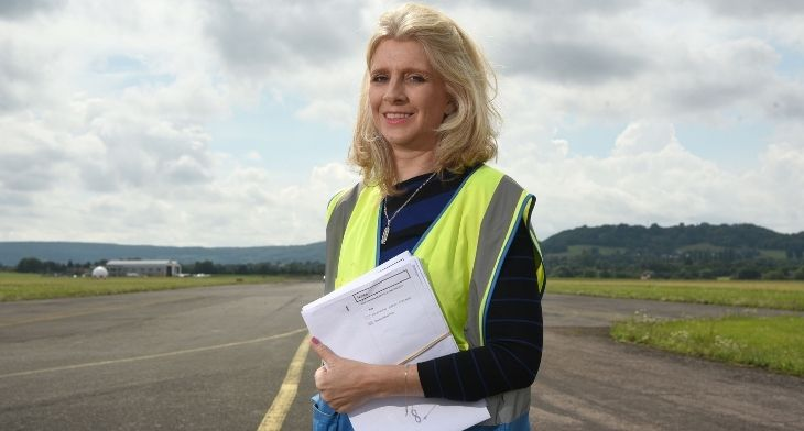 Gloucestershire Airport in UK appoints new Managing Director