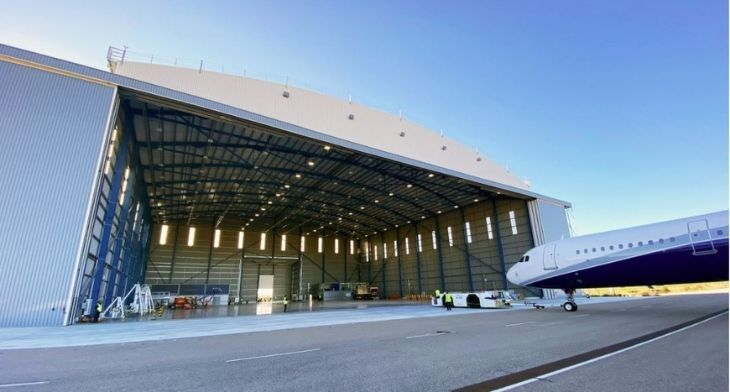 Mesa expands presence at Beja Airport in Portugal
