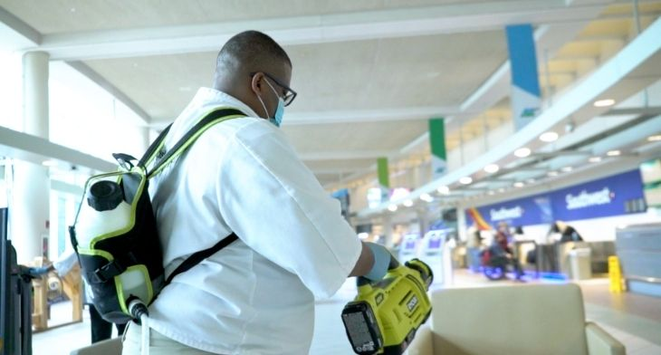 Manchester-Boston Regional Airport cleans up with GBAC accreditation