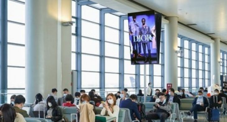 Shanghai Hongqiao Airport partners with JCDecaux on new airport advertising