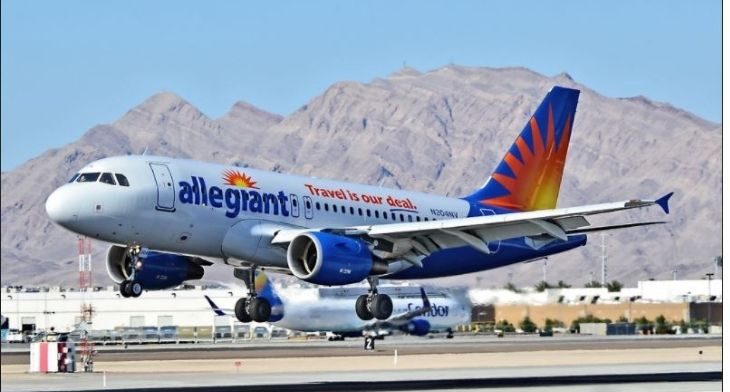 Allegiant Air's service expansion includes three new hubs