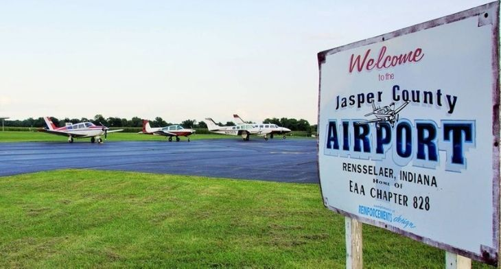 Jasper County Airport pushes ahead with runway development