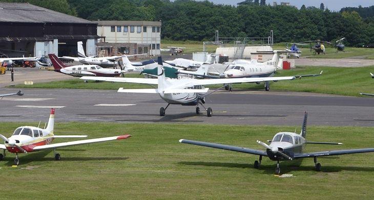 Plans outlined to protect threatened UK airfields