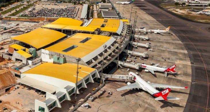 Vinci wins concession for seven airports in Brazil