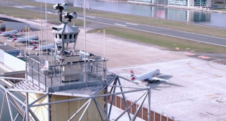 London City celebrates being first major airport controlled by a remote tower