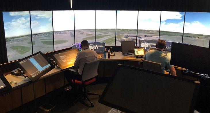 ANSL launches UK-first simulator-based ATC training programme