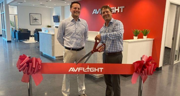 Falcon Field Airport in Arizona celebrates opening of new Avflight facility