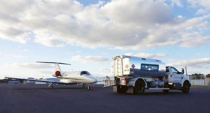 Avfuel expands branded network with addition of Flightways Columbus