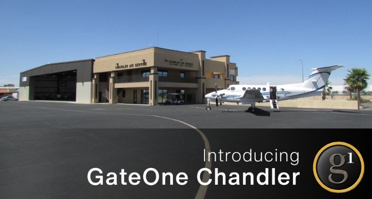 GateOne acquires Chandler Municipal Airport's sole FBO