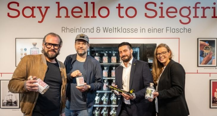 German airports turn to gin to help create a sense of place
