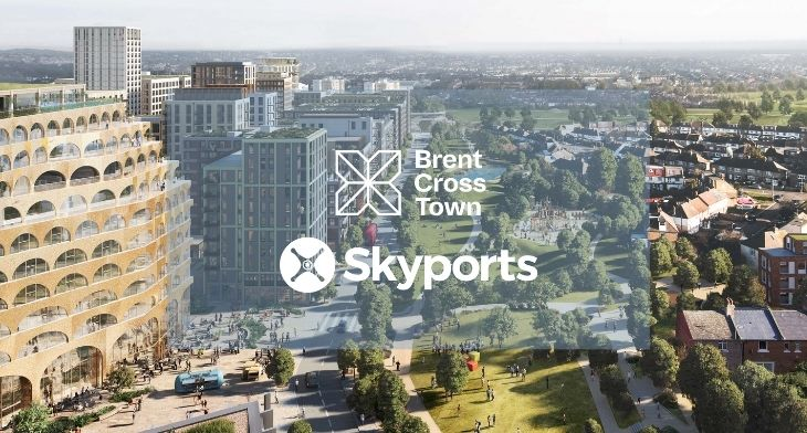 Skyports proposes vertiport to enable Advanced Air Mobility in London