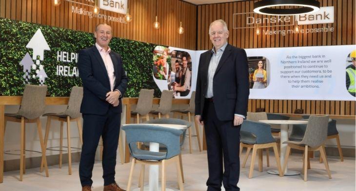 George Best Belfast City Airport partners with Danske Bank to open digital hub