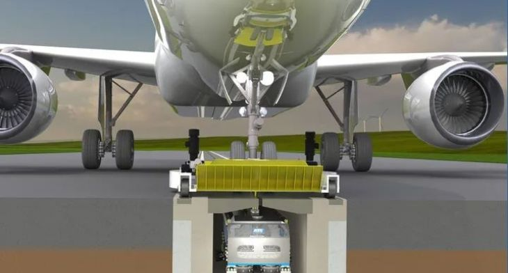 GSE Expo: ATS offers innovative and 'greener' alternative to traditional aircraft tugging and taxiing