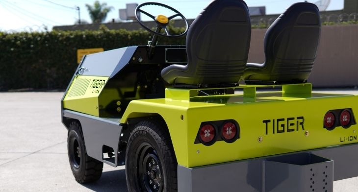 GSE Expo: Taylor-Dunn launches lithium-ion powered GSE